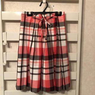 ブラックレーベルクレストブリッジ(BLACK LABEL CRESTBRIDGE)のBLUE LABEL CRESTBRIDGE スカート(ひざ丈スカート)