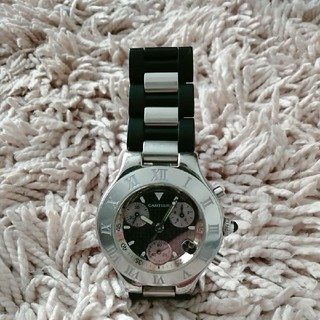 カルティエ(Cartier)のCartier カルティエ 腕時計(腕時計(アナログ))