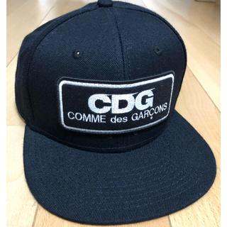 コムデギャルソン(COMME des GARCONS)のコムデギャルソン キャップ CDG キャップ alyx supreme (キャップ)