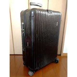 リモワ(RIMOWA)のRIMOWA サルサデラックス 4輪 TSAロック スーツケース(トラベルバッグ/スーツケース)