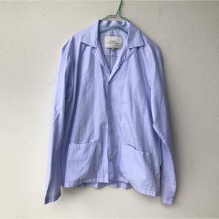 1LDK SELECT - [1LDK購入]STUDIO NICHOLSON オープンカラーシャツ