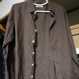 ブラウニー(BROWNY)のシャツ/ブラウン/Mサイズ/BROWNYブラウニー(シャツ)