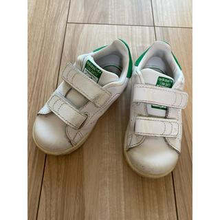 アディダス(adidas)のadidas アディダス スタンスミス スニーカー グリーン(スニーカー)