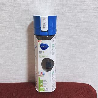 ブリタックス(Britax)の《値下げしました》BRITA 水筒 【ピンク】★新品未使用★(浄水機)