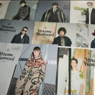 ヴィヴィアンウエストウッド(Vivienne Westwood)のレア📕ライセンス📘ルックブック12冊カタログヴィヴィアンウエストウッドMAN(ファッション)
