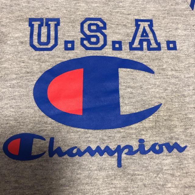 Champion(チャンピオン)の♡Champion チャンピオン 半袖 Tシャツ♡ キッズ/ベビー/マタニティのベビー服(~85cm)(Tシャツ)の商品写真