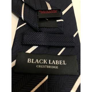 ブラックレーベルクレストブリッジ(BLACK LABEL CRESTBRIDGE)のブラックレーベルクレストブリッジ ネクタイ(ネクタイ)