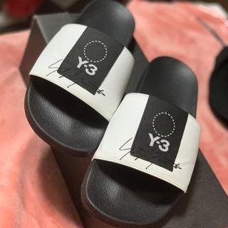 ワイスリー(Y-3)のY-3サンダル25.5cmユニセックス(サンダル)