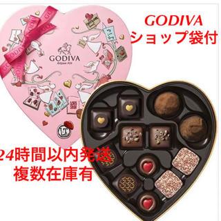 チョコレート(chocolate)のゴディバ クロニクル スウィートハート 12粒入 限定 チョコレート チョコ(菓子/デザート)