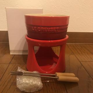 ルクルーゼ(LE CREUSET)のル・クルーゼ プチフォンデュセット(調理道具/製菓道具)