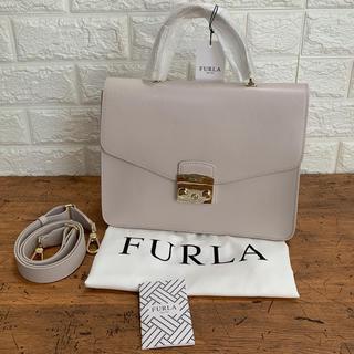Furla - 新品フルラ FURLA Metropolis M top handle バッグ