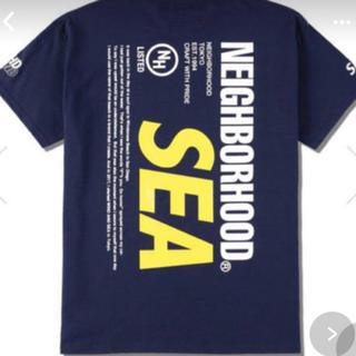 NEIGHBORHOOD - Wind And Sea × Neighborhood tシャツ Lサイズ