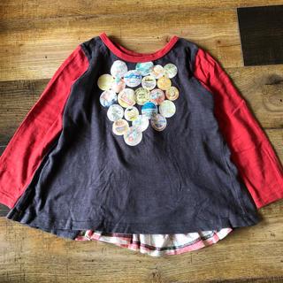 マーキーズ(MARKEY'S)のMARKEY'S女のコトップス 120cm(Tシャツ/カットソー)