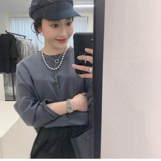 DEUXIEME CLASSE - 【新品】yonfa ball necklace マットシルバー