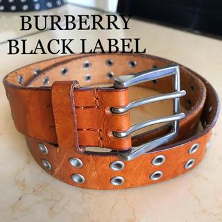 バーバリーブラックレーベル(BURBERRY BLACK LABEL)のBURBERRY BLACK LABEL バーバリー ブラックレーベル ベルト (ベルト)