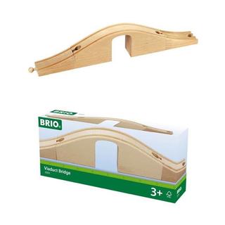 ブリオ(BRIO)の【BRIO 陸橋 33351 】(電車のおもちゃ/車)