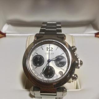 カルティエ(Cartier)のカルティエ パシャ C クロノグラフ オートマチック(腕時計(アナログ))