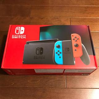 Nintendo Switch - 新品未開封 任天堂 スイッチ 新型 ネオンカラー