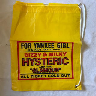HYSTERIC GLAMOUR - HYSTERIC GLAMOUR♡ショッパー
