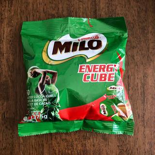 ネスレ(Nestle)のミロ エナジーキューブ 50粒(菓子/デザート)