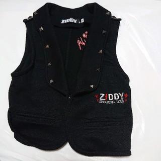 ジディー(ZIDDY)のZIDDYのベスト130センチ(その他)