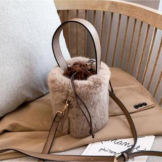 ファーバッグ ショルダーバッグ ふわふわ 可愛い バッグ t08(ショルダーバッグ)