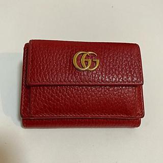 Gucci - GUCCI⭐︎三つ折り財布