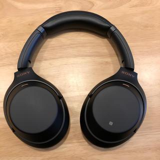 SONY - SONY WH-1000XM3 BLACK ワイヤレスヘッドホン