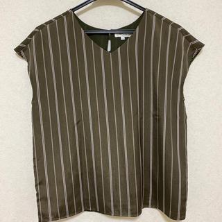 アオヤマ(青山)の洋服の青山 トップス オフィスカジュアル スーツ 9号(カットソー(半袖/袖なし))