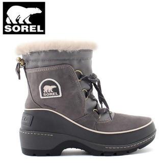 ソレル(SOREL)のソレル スノーブーツ ティボリ3 SOREL レディース アウトドア おしゃれ(ブーツ)