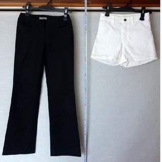 プロポーション(PROPORTION)の2枚セット H&M ショートパンツ PROPORTION パンツ(カジュアルパンツ)