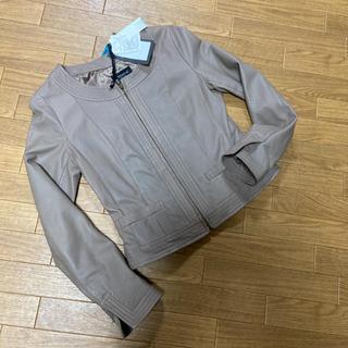 VICKY - プレミアムバイビッキー 羊革ジャケット