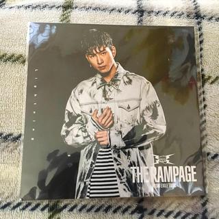 THE RAMPAGE - 長谷川慎 lightning アザージャケット RAMPAGE