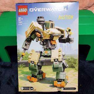 レゴ(Lego)のレゴ オーバーウォッチ バスティオン 75974(キャラクターグッズ)