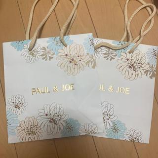 ポールアンドジョー(PAUL & JOE)のポールアンドジョー♡ショップ袋(ショップ袋)