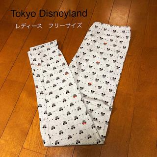 Disney - ディズニーランド限定 ルームパンツ
