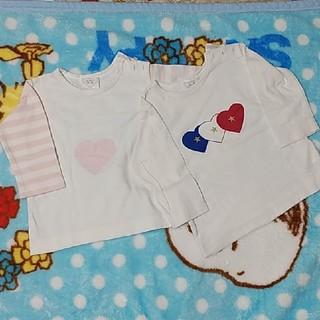 アニエスベー(agnes b.)のアニエスベー ベビー/1an  ロンTセット(Tシャツ)