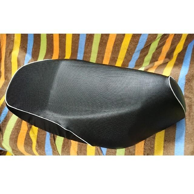 スズキ(スズキ)の専用 アドレスV125G用 メッシュ調シート 自動車/バイクのバイク(パーツ)の商品写真