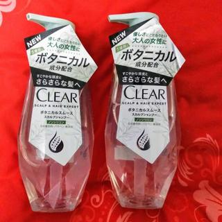 Unilever - CLEAR クリア シャンプー 2本