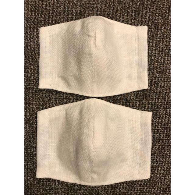 活性炭 マスク 白 / インナーマスク 立体 厚め 2枚セット 大人用の通販