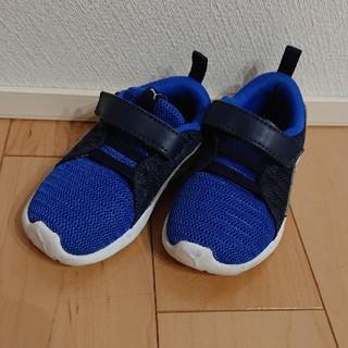 プーマ(PUMA)のPUMA  SOFT FOAM 子供靴 14㌢(スニーカー)