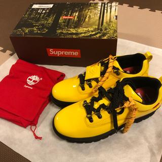 シュプリーム(Supreme)のSupreme®/Timberland® Euro Hiker Low(スニーカー)