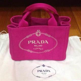 PRADA - 未使用に近い極々美品♡大人気♡プラダ カナパ sサイズ