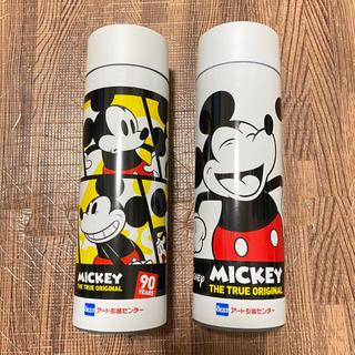 ミッキーマウス(ミッキーマウス)のミッキーマウス ステンレス ミニボトル 280ml セット(水筒)