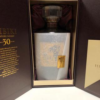 サントリー - サントリー ウイスキー 響30年 700ml SUNTORY 化粧箱入
