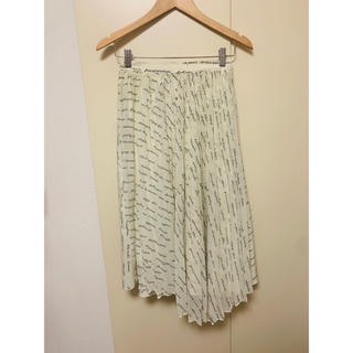 mysty woman - ホワイトスカート