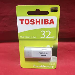 東芝 - 東芝 TOSHIBA USBメモリ 32GB USB2.0