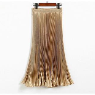 ロキエ(Lochie)の♡ glitter long skirt ♡(ロングスカート)
