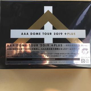 AAA DOME TOUR 2019 +PLUS 初回限定2Blu-ray 新品