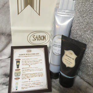 SABON - ザボン デリケートジャスミン